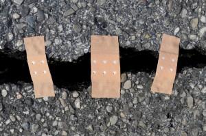 Strassen-Sanierung