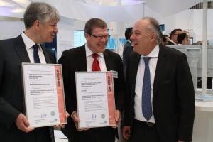 STS Machnig freut sich über TÜV Datenschutz Zertifikat