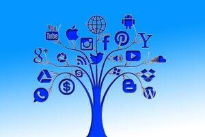 Top Social Media Baum