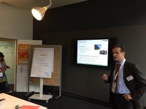 Top Vortrag von Dr. Ralf Rieken zu Sicherheit in der Cloud 2016