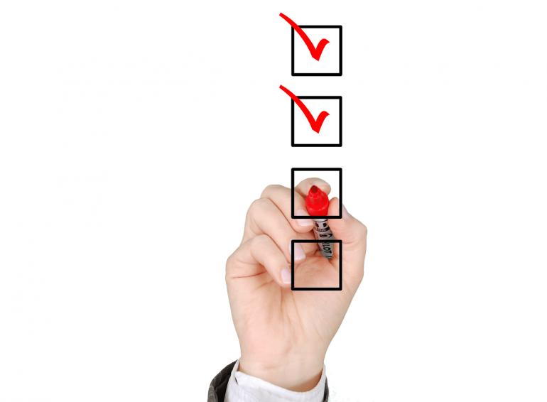 Checkliste für Cloud Dienst Integration