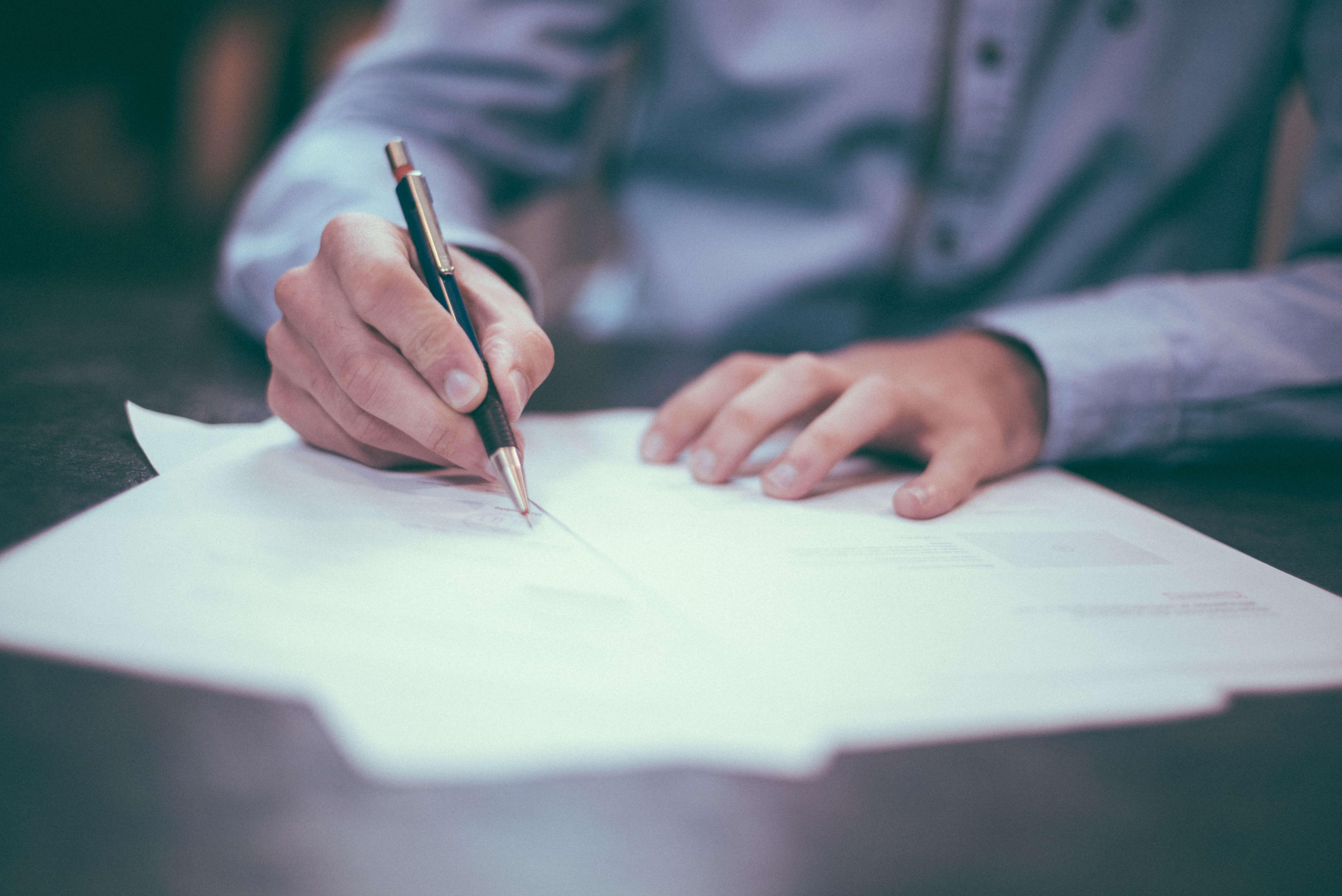 unterzeichnen des Privacy Shield Abkommen