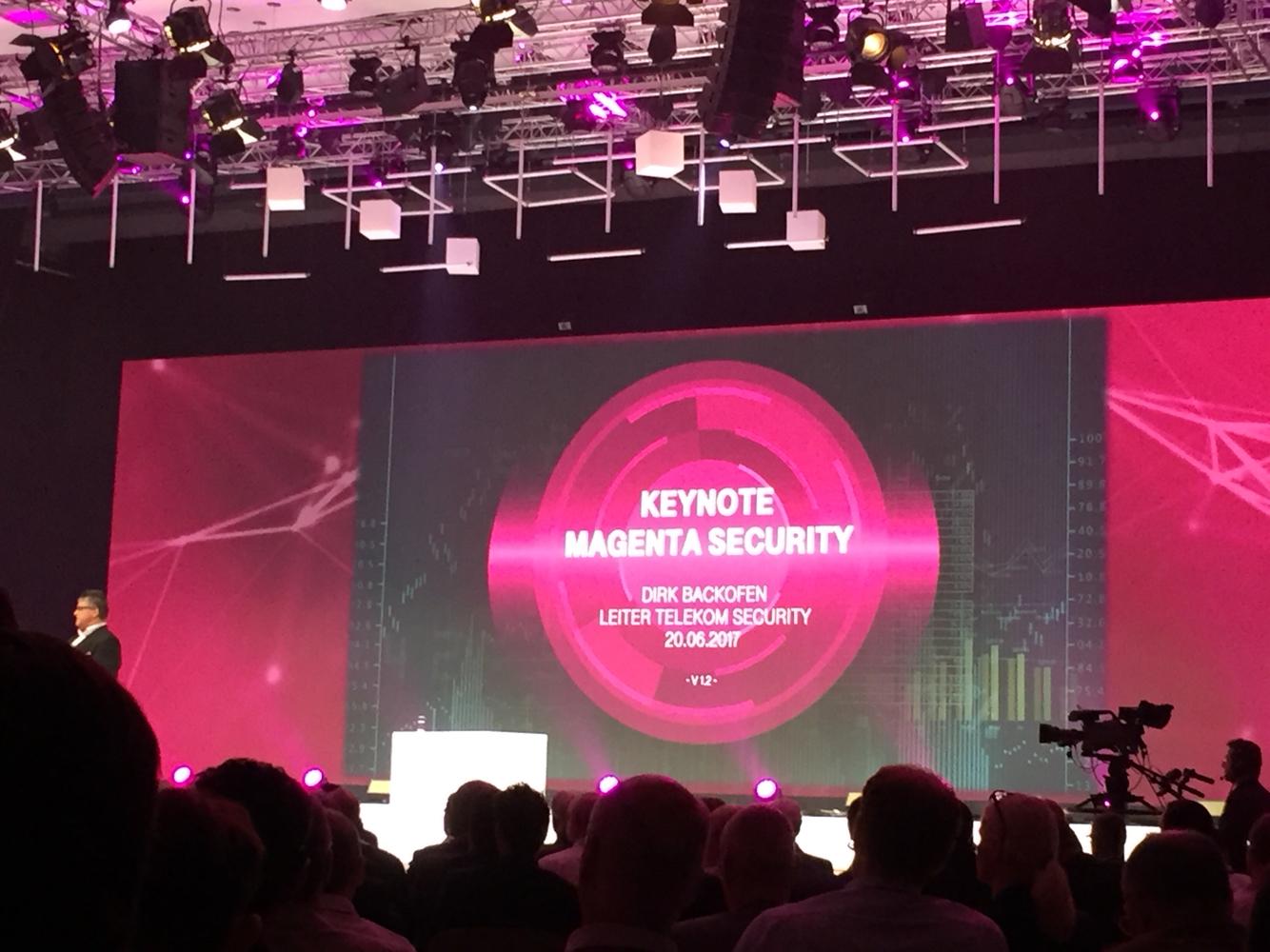 Telekom präsentiert versiegelte Cloud
