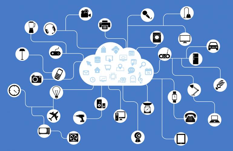Big Data aus den IoT dem Internet der Dinge