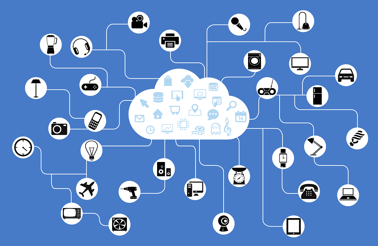 Big Data aus den IoT dem Internet der Dinge