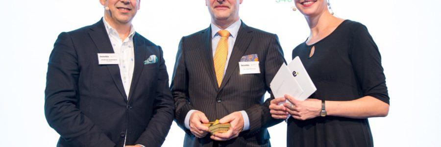 Deloitte Fast 50 Rising Star Award 3. Platz Foto: Marcel Zeumer