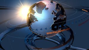 Internatlionale Grenzen überschreitender digitaler Datenraum